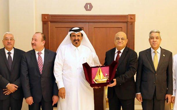 Establishing a joint Iraqi-Qatari company discussed