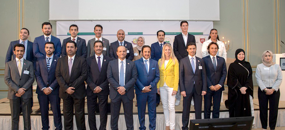 Qatar Chamber attends first Arab-German Sports Summit