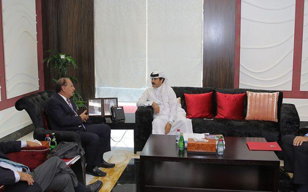QC & Peruvian delegation discuss ways to boost trade