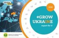 Business opportunities in Ukraine (Grow Ukraine)