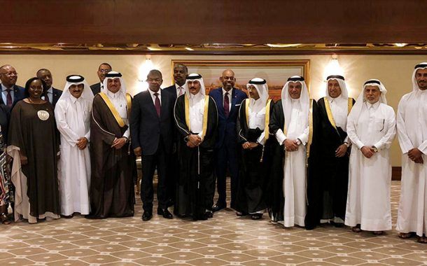Angola President invites Qatari businesspersons to invest in his country