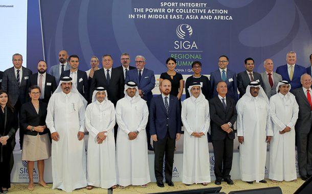 QC Participated in SIGA Regional Summit