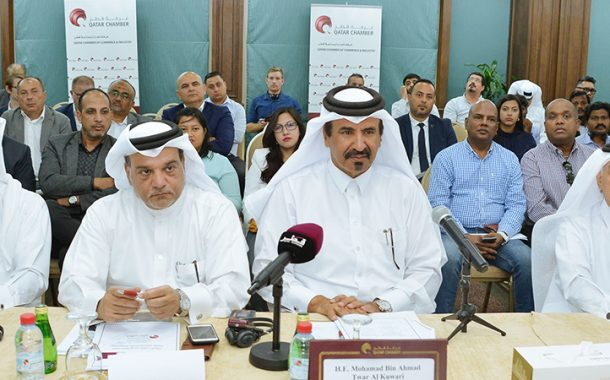 Qatar, South Africa trade volume hit $350m, says bin Twar
