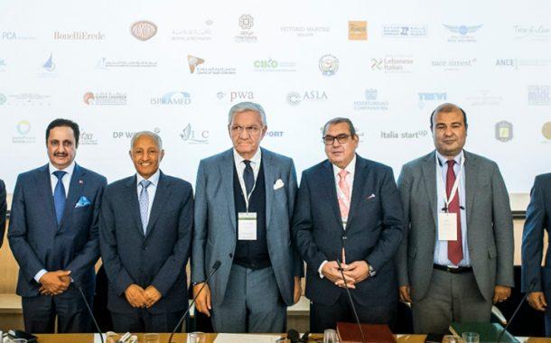 Qatar Chamber participates in the Arab-Italian Business Forum