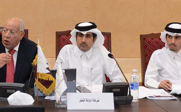 Qatar Chamber takes part in FGCCI meeting in Muscat