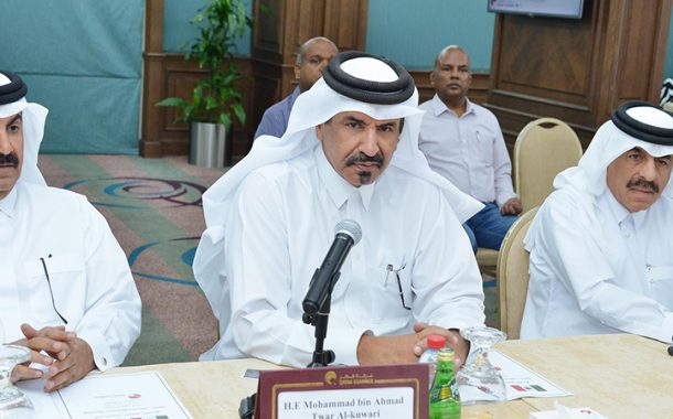 Qatari businessmen review partnerships with Mexican delegation