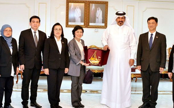 Qatar Chamber explores cooperation with Thailand in labour affairs