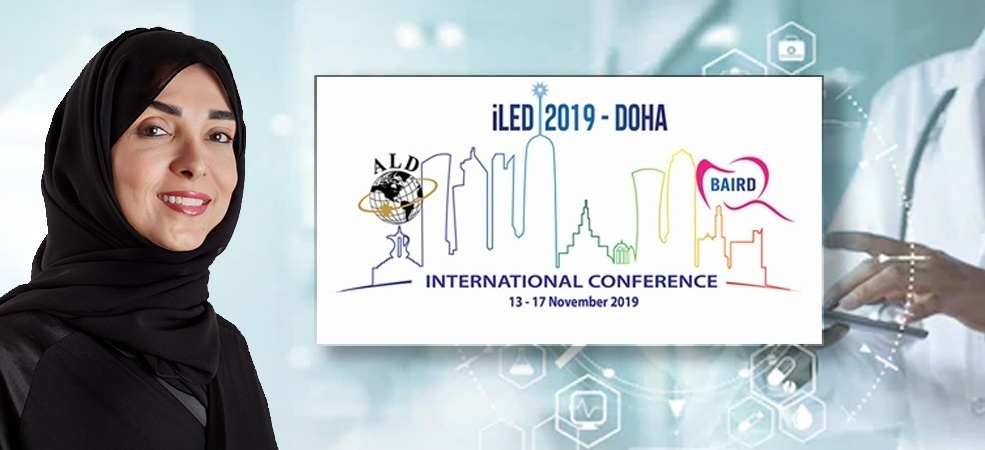 "QC Supports Conference of Aesthetic Dentistry ""iLED 2019"""