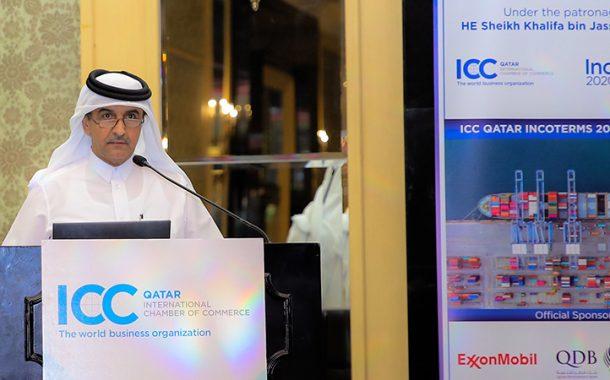 "ICC Qatar hosts training on 'ICC new Incoterms"""