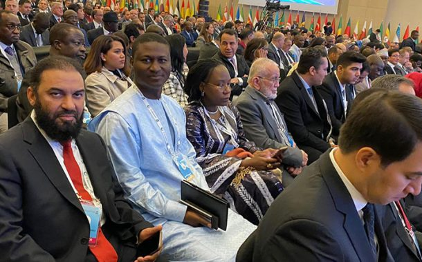 QC takes part in OIC conference in Istanbul