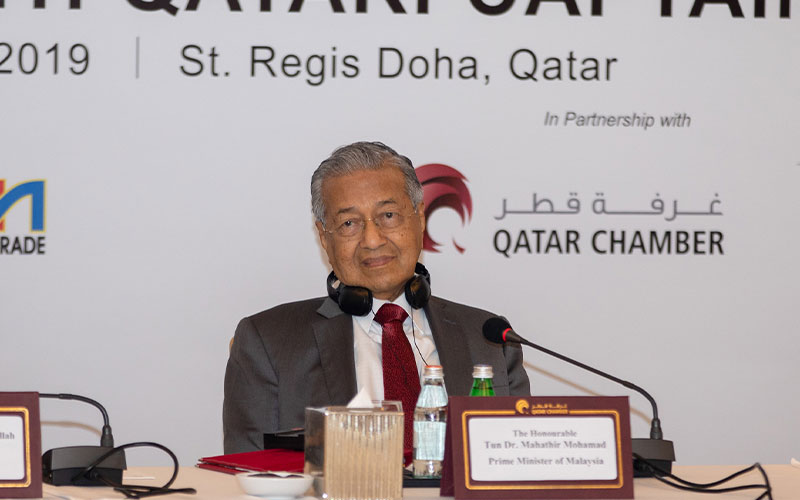 PM-Malaysia-Qatari-Businessmen-003