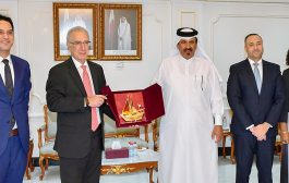 Qatar Chamber, Brazil delegation discuss strengthening co-operation