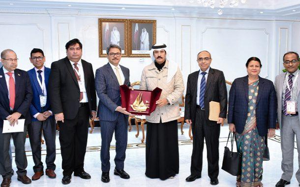 Qatari businessmen urged to invest in Bangladesh