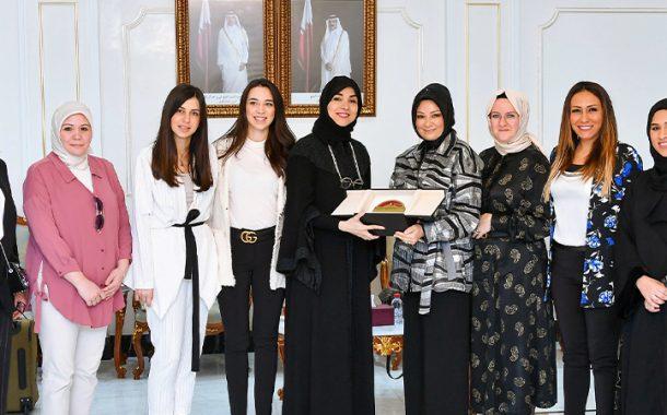 Qatar, Turkey businesswomen hold talks
