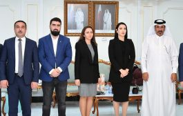 QC in talks with Azeri delegation on co-operation in agriculture