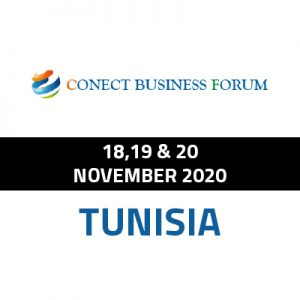 Connect Business Forum 2020 @ TUNISIA