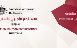 الاستثمار الأجنبي الأسترالي - أستراليا
