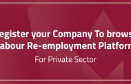 Labour Re-employment Platform | Company Registration