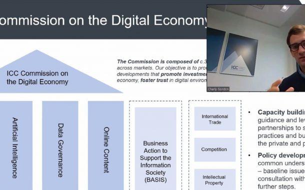 ICC Qatar Webinar Explores Challenges Facing Digital Economy