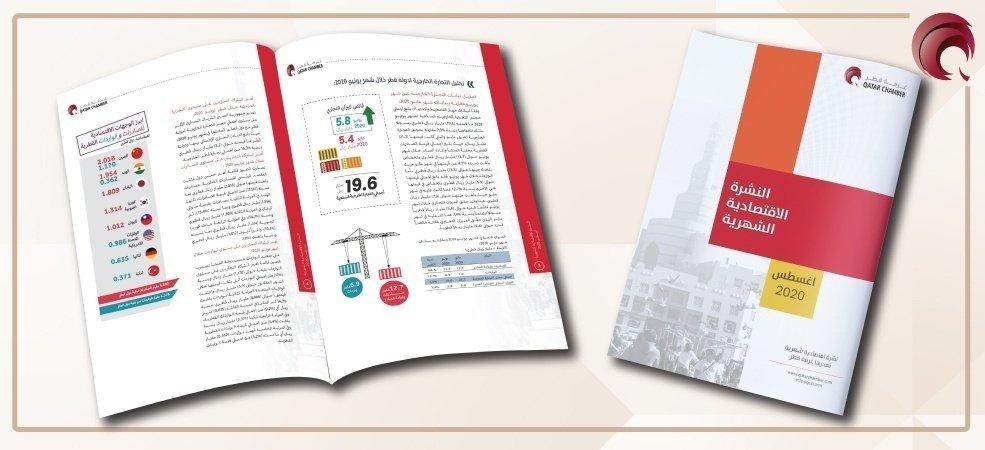 صادرات القطاع الخاص القطري تعود لمستويات ما قبل كورونا