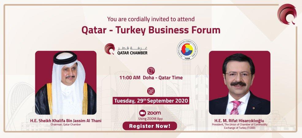 Qatar - Turkey Business Forum