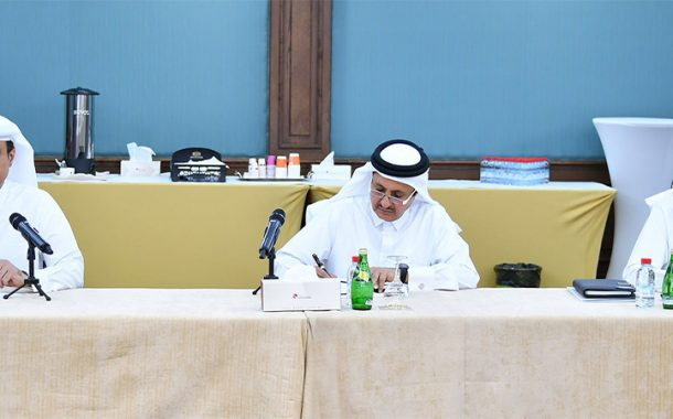 MADLSA briefed Qatar Chamber on new expat laws