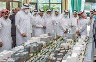غرفة قطر تطلع على الفرص الاستثمارية في الشارع التجاري بمدينة لوسيل