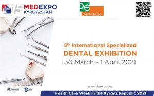 5th International Dental Exhibition @ ONLINE FORMAT