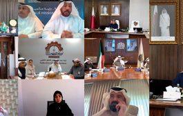 غرفة قطر تشارك في اجتماع مجلس اتحاد الغرف الخليجية