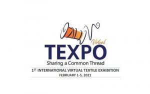 المعرض الباكستاني الأول الإفتراضي للنسيج @ Virtual Textile Exhibition
