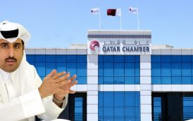 Al Sharqi: Qatar Chamber processed 52% of its transactions online in 2020