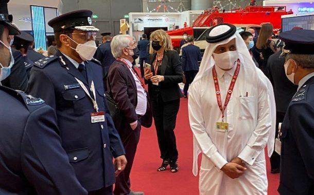 'Milipol Qatar' showcases latest innovations of homeland security, says Sheikh Khalifa