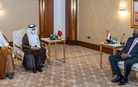 Al-Burhan calls Qatari businessmen to invest in Sudan
