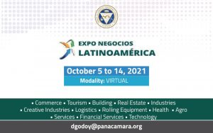 Expo-Negocios-LATINOMERICA-2021 @ Modality:
