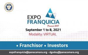 EXPO FRANQUICIA - Panama 2021 @ Modality: