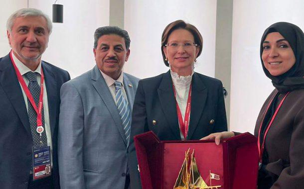 اجتماعات مكثفة لغرفة قطر خلال منتدى سان بطرسبورغ الدولي