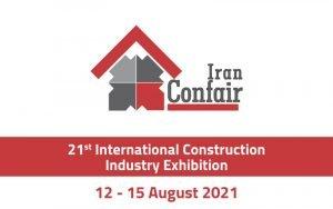 21st International Construction Industry Exhibition @ 2nd Floor, Next to Hall 27, Tehran International Permanent Fairground,