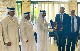 خليفة بن جاسم: فرنسا شريك تجاري مهم لقطر