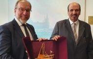 Qatar-Ukraine business council activated, says binTwar