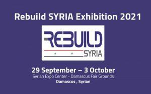 Re-build Syria Exhibition @ Syrian Expo Center - Damascus Fair Grounds