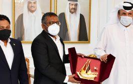 بن طوار: رجال الاعمال مهتمون بإقامة استثمارات في المالديف