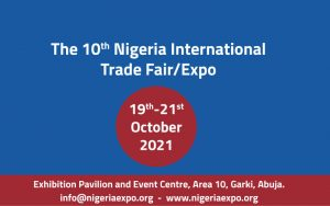 The 10th Nigeria International Trade Fair/Expo @ Exhibition Pavilion and Event Centre