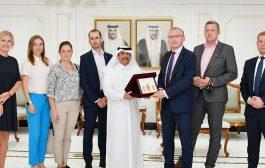 غرفتا قطر ولاتفيا تبحثان تعزيز التعاون المشترك